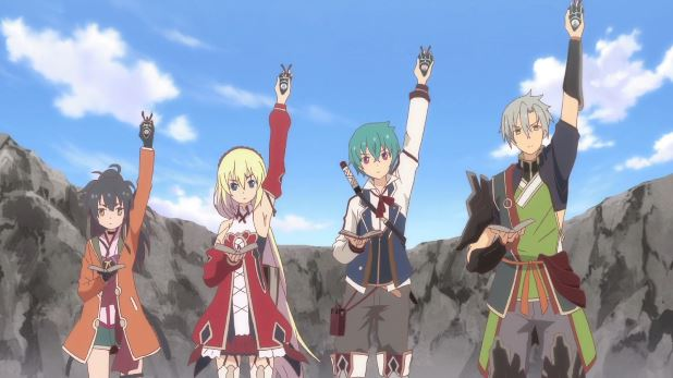Download [Anime Ost] Grimms Notes The Animation (Opening & Ending) [Completed]