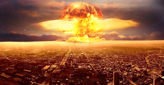 O que aconteceria se detonássemos todas as bombas atômicas do mundo de uma só vez?
