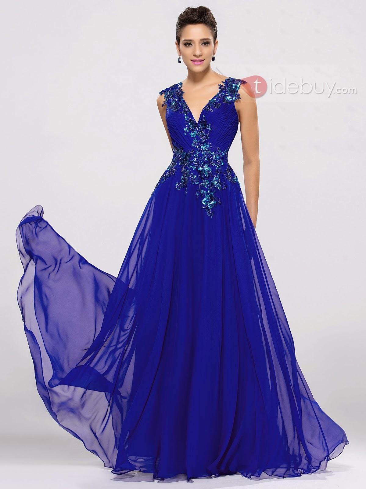 Imagenes de vestidos de fiesta para senoritas – Vestidos de moda en ...