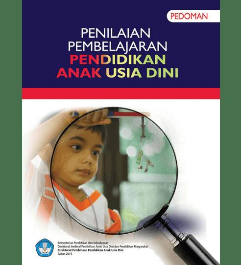 Buku Pedoman Penilaian Pembelajaran PAUD
