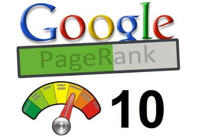 PageRank reputación de tu página web