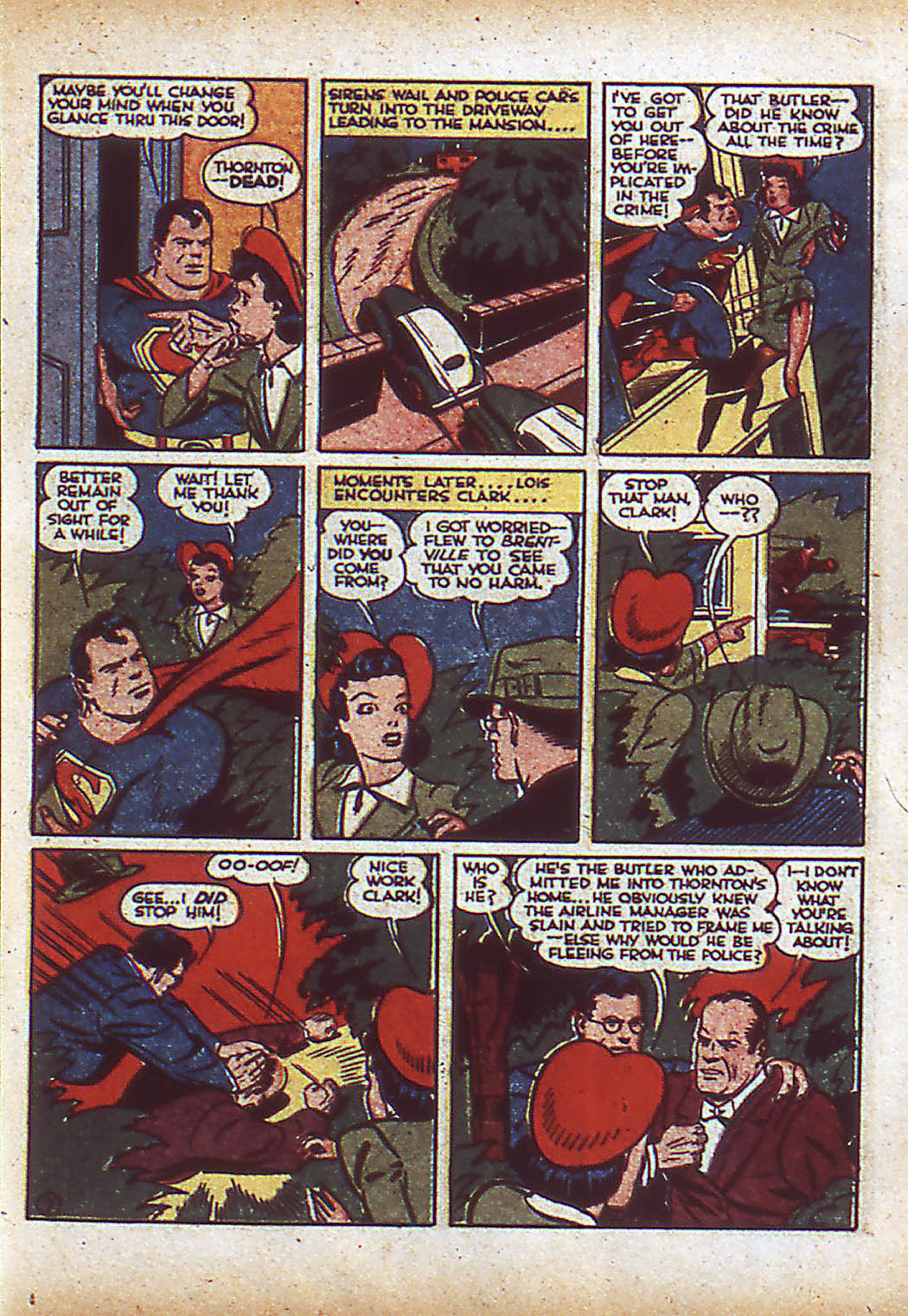 Read online Action Comics (1938) comic -  Issue #43 - 9