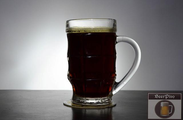 Волжская пивоварня Бархатное тёмное Трёхсосенский завод