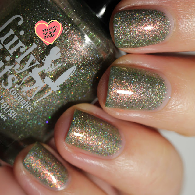 Girly Bits Priori Incantatem swatch by Streets Ahead Style