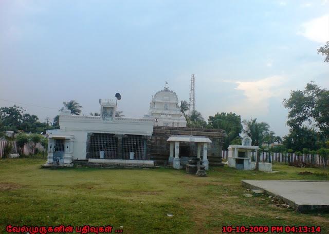 Somangalam Somanatheswarar Temple