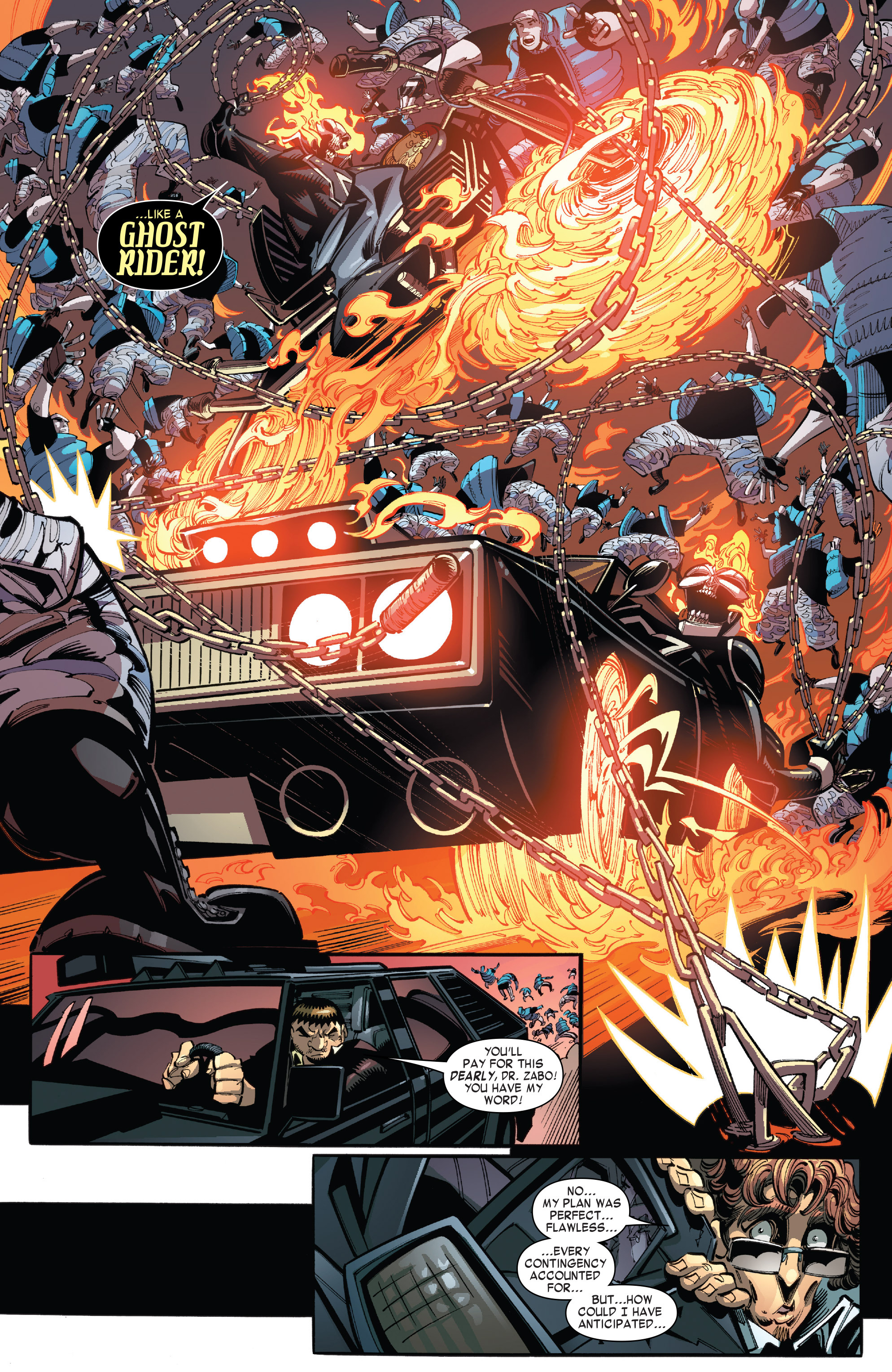 Read online All-New Ghost Rider comic -  Issue #10 - 20