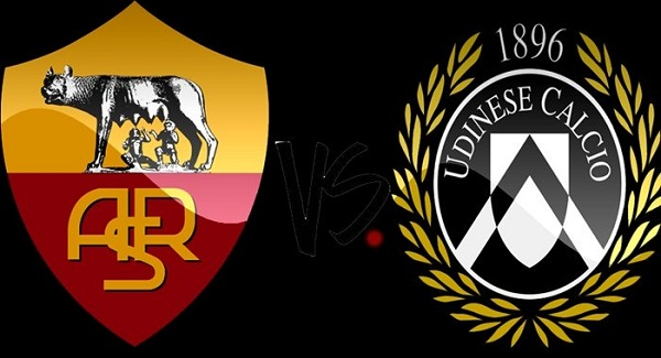 AS Roma vs Udinese