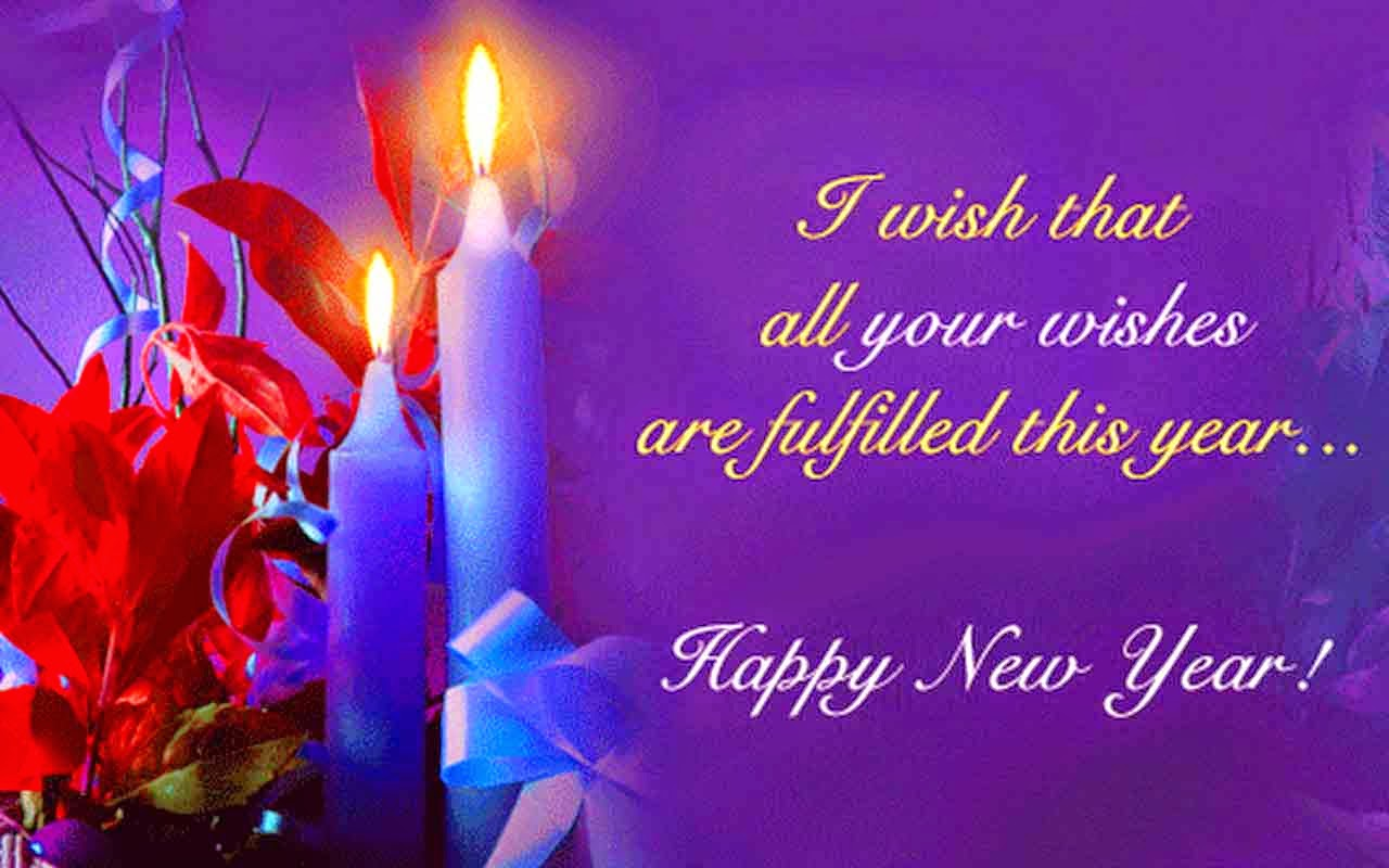 Happy New Year 2019 Quotes in English Wallpapers