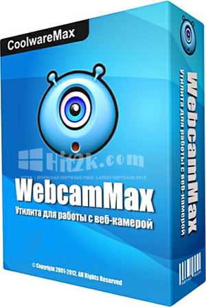 WebcamMax 8.0.5.2 Crack +Keygen [Latest] Full Version!