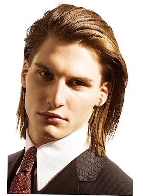 Young Mens Long Hairstyles Elegant Style Cute Men