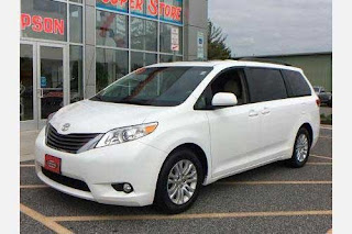 2014 Toyota SIenna Top Rated Tucson AZ Used Mini Van