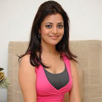 Stylish and Cute nisha in pink top and jeans