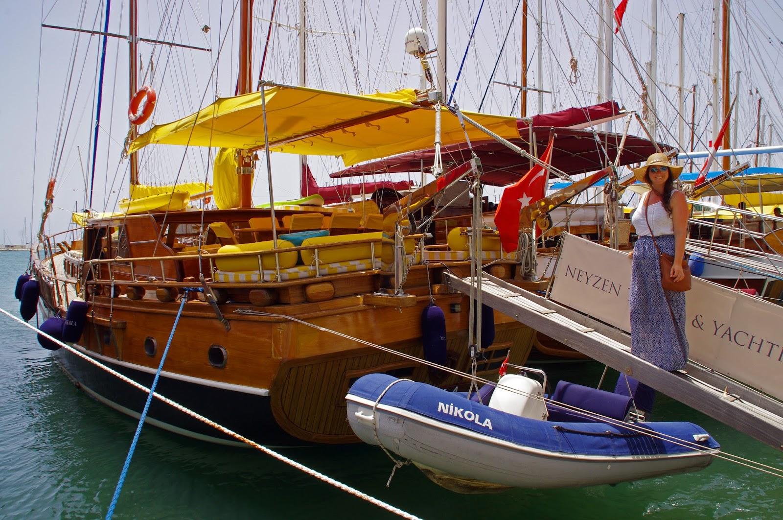 Luxury Sailing in Turkey with Neyzen Yachting