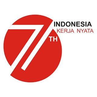 Gambar Logo HUT RI 71