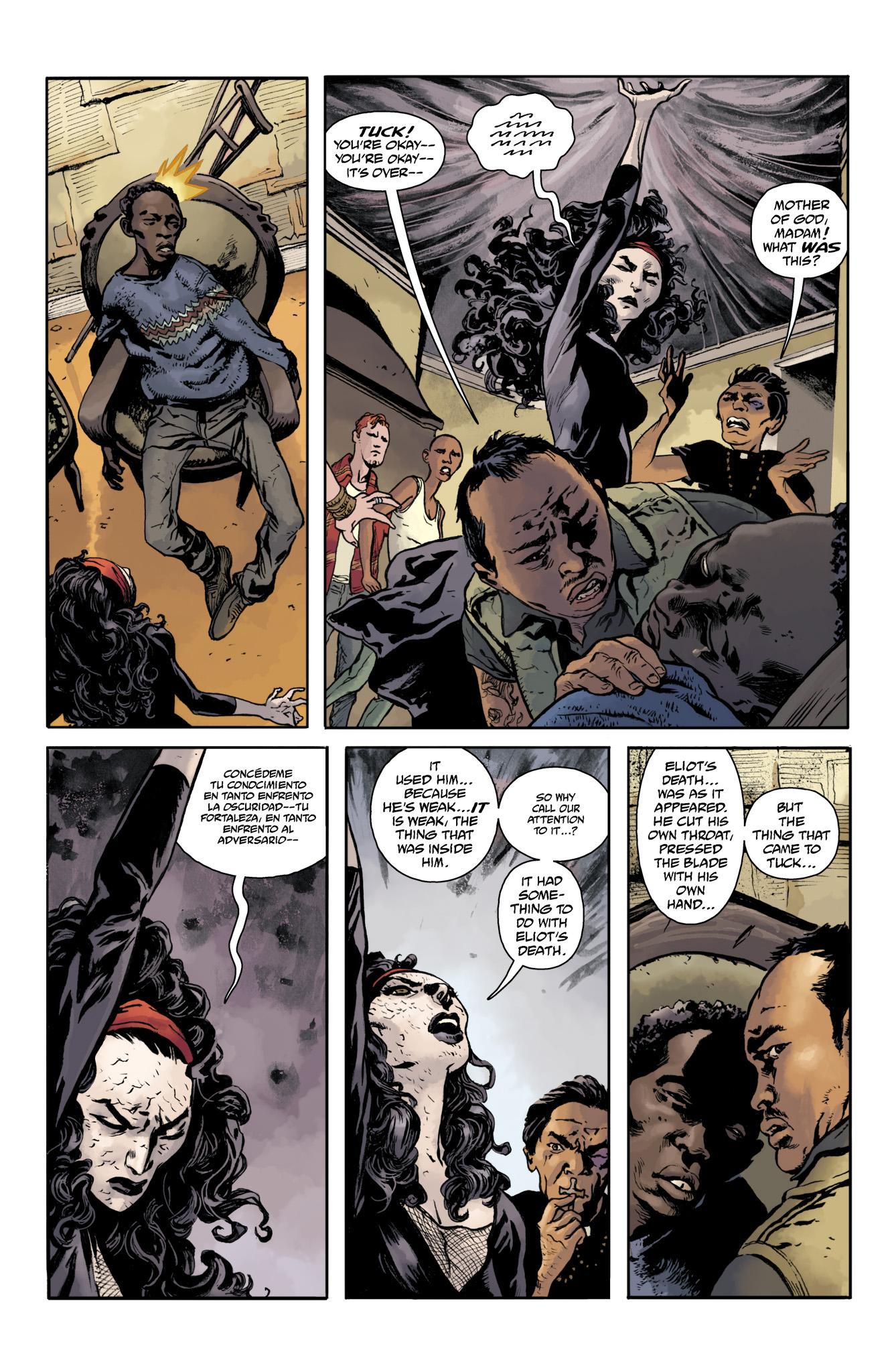Read online Abe Sapien comic -  Issue #20 - 19
