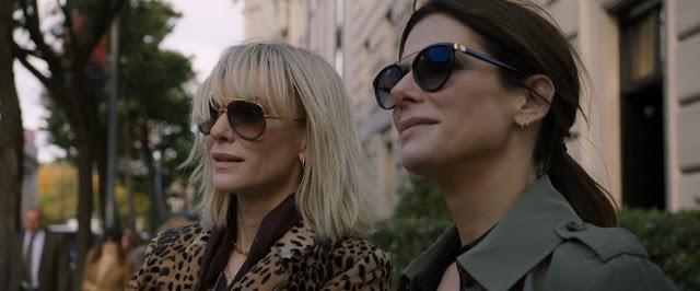 Sandra Bullock Cate Blanchett Gary Ross | Ocean's 8