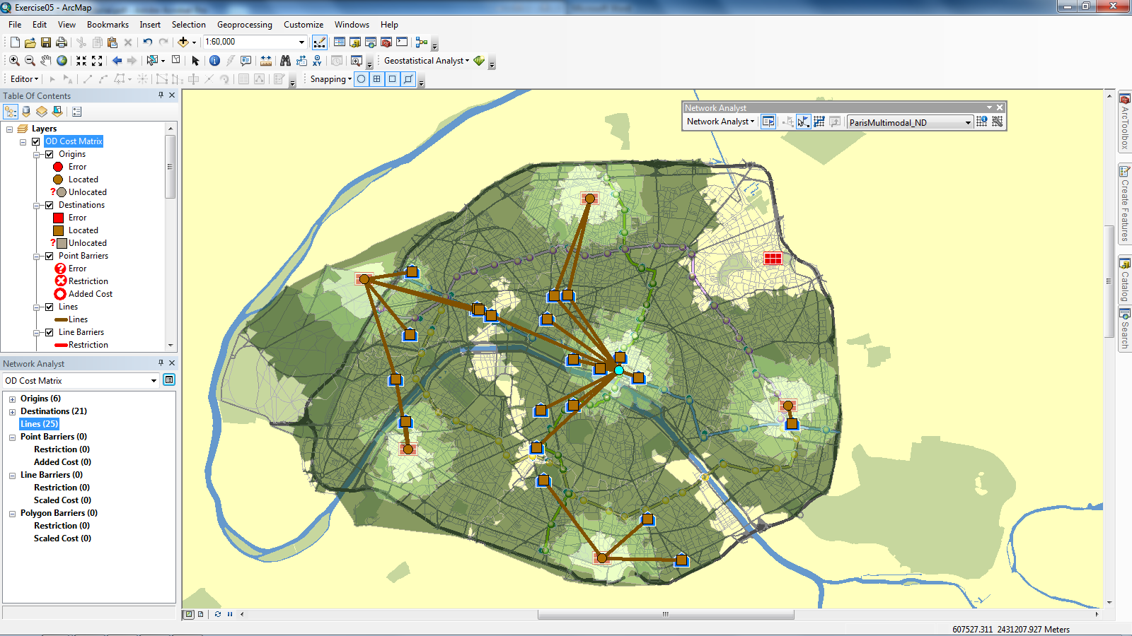 Science Geomatics Notes and Supplements: Lab 4 ArcGIS
