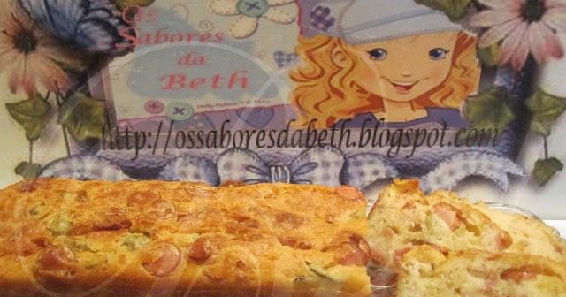 Cake Sal Ef Bf Bde Jambon Olives