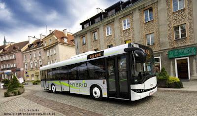 Solarisy Urbino 12 Hybrid