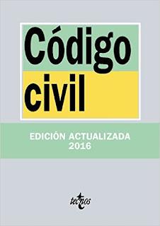 Codigo Civil (Derecho - Biblioteca De Textos Legales) PDF