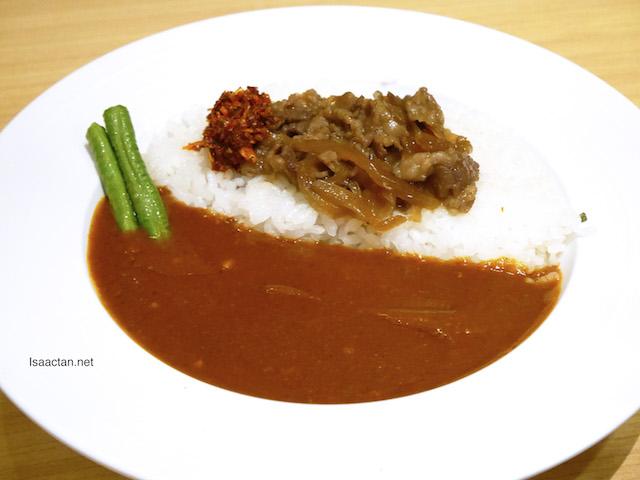 Yakiniku - RM15.90