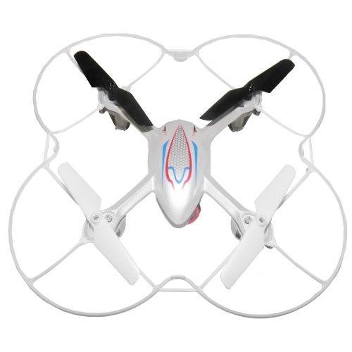 Mini Drone Quadricoptero com 4 canais, planador e controle sem fio