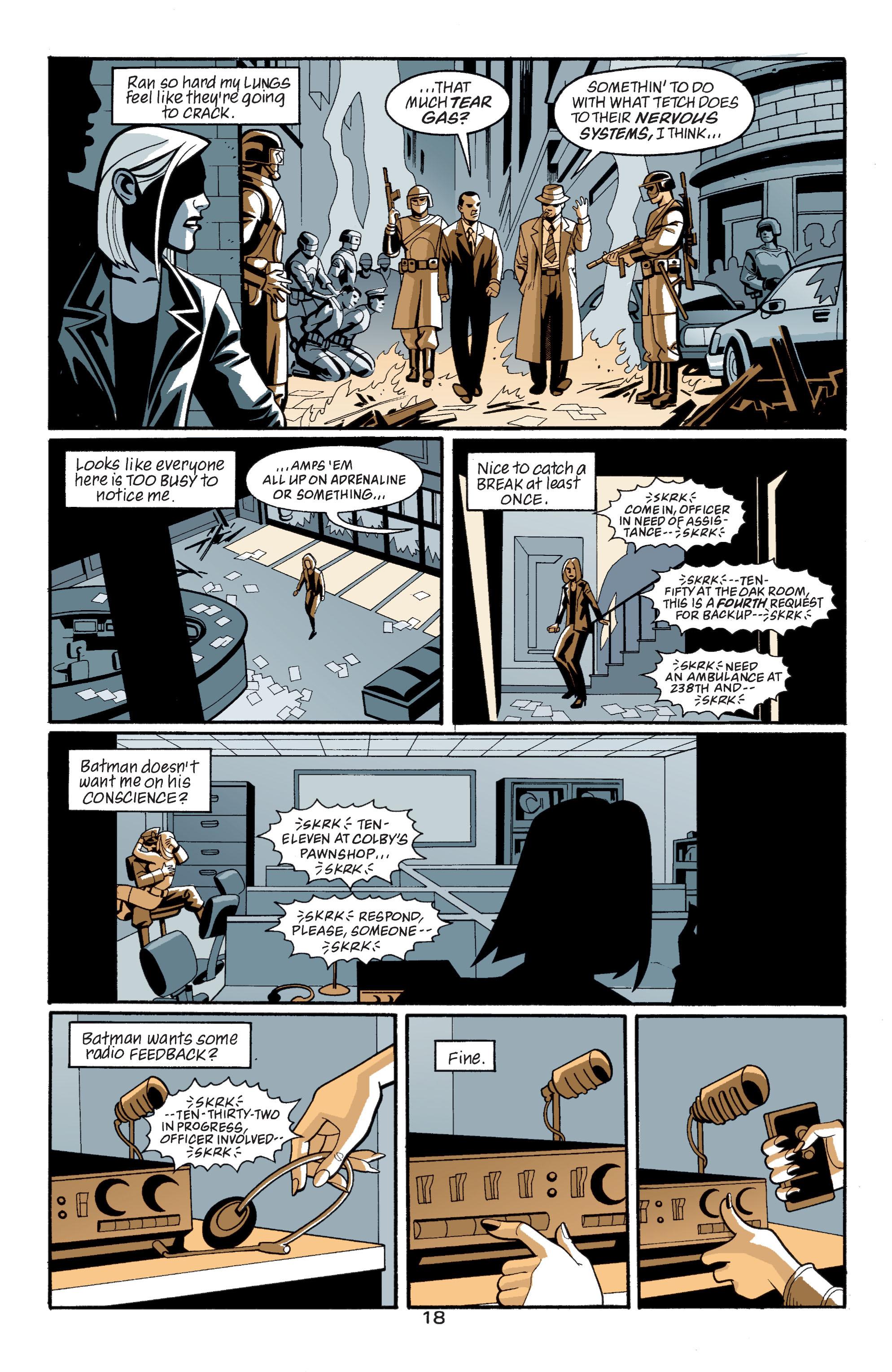 Detective Comics (1937) 760 Page 18