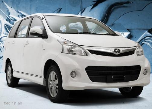 Daftar Harga Mobil Toyota Avanza Baru dan Bekas 2020