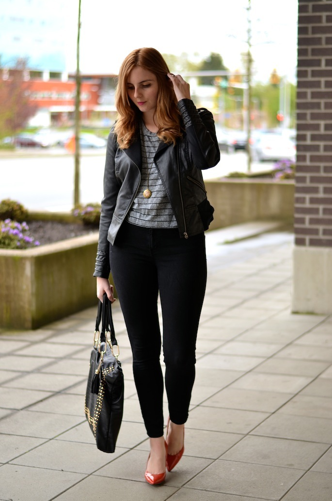How to Style a Vero Moda Motto Jacket