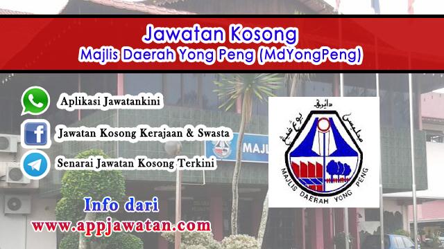 Majlis Daerah Yong Peng (MdYongPeng)