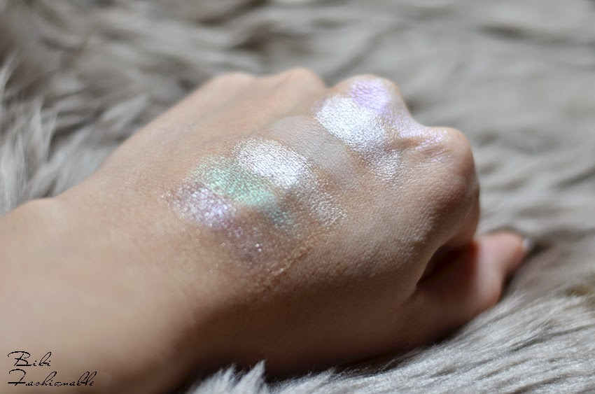Catrice Absolute Eye Colour Mono Eyeshadow Swatches