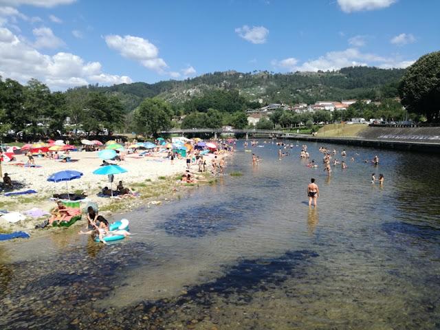 Praia Fluvial da Valeta