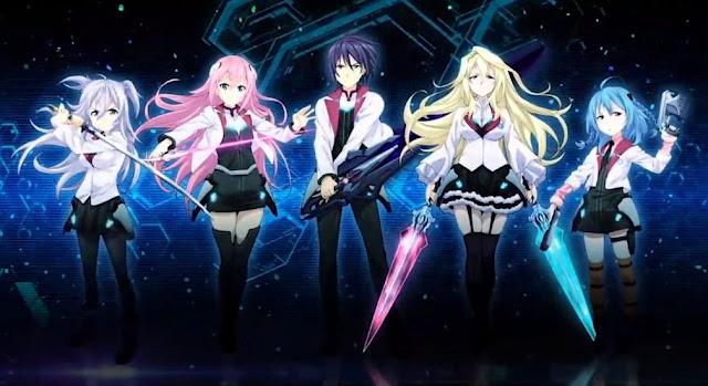 24 30 Rekomendasi Anime Harem Terbaik