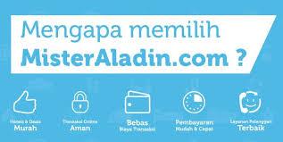 Hotel Murah  Di Mister Aladin