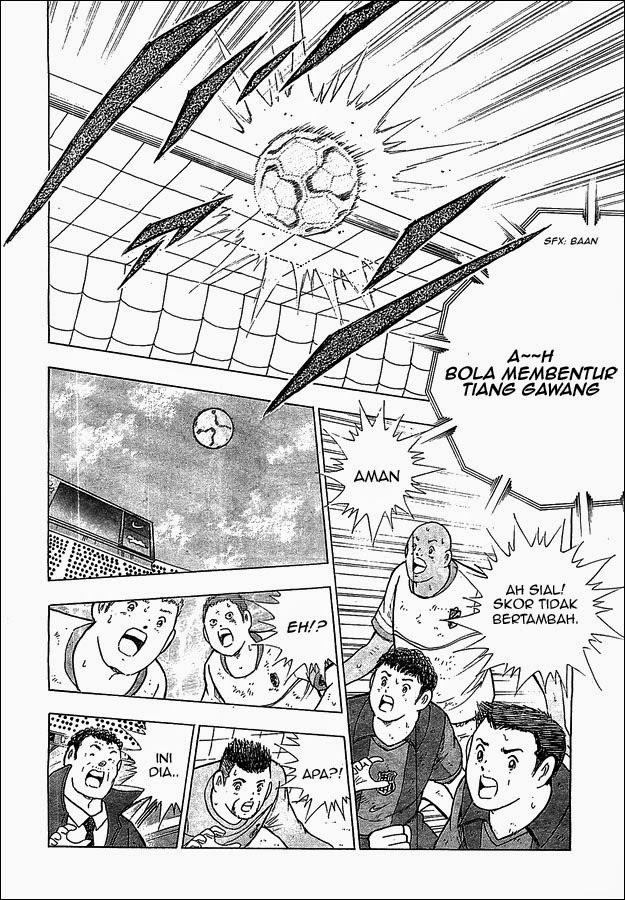 Captain Tsubasa – Rising Sun Chapter 01-28
