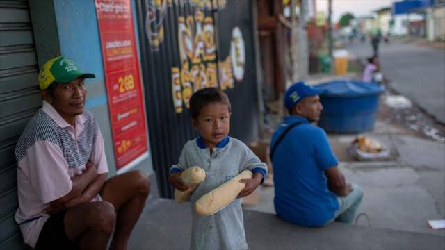 Informe: Brasil hace uso político de la inmigración de venezolanos