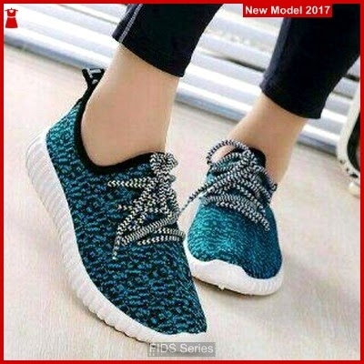 FIDS023 Sepatu Wanita Yeezy Nd06 Warna Putih BMG