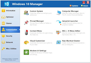 Windows 10 Manager 2.1.9 Full Version