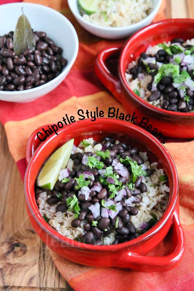 ... Black Beans in the Slow Cooker (plus Slow Cooker Tips and Recipes