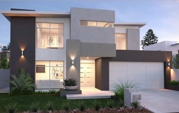 Contoh Rumah Banglo 2 Tingkat