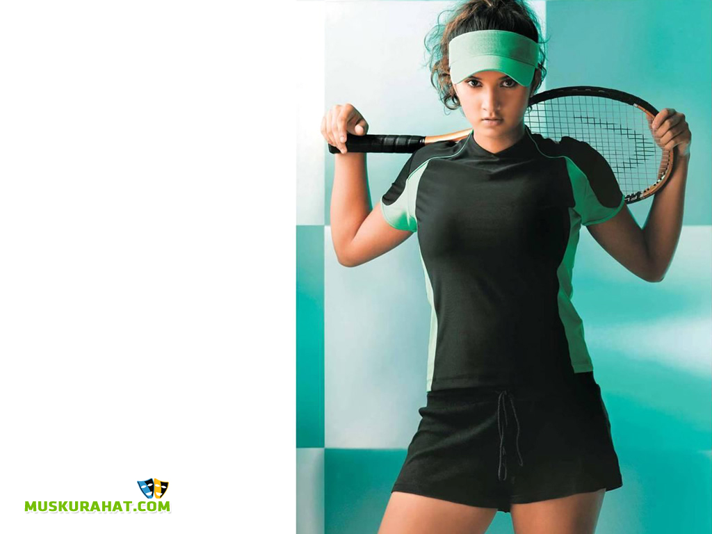 All Wallpapers Sania Mirza Hd Hot Wallpapers 2013-9892