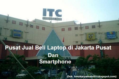 Pusat Jual Beli Smartphone Handphone Jakarta