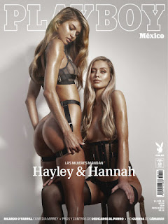 Playboy México - Mayo 2019