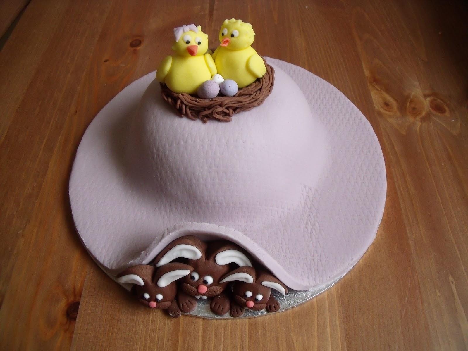 Easter Cakes Tesco