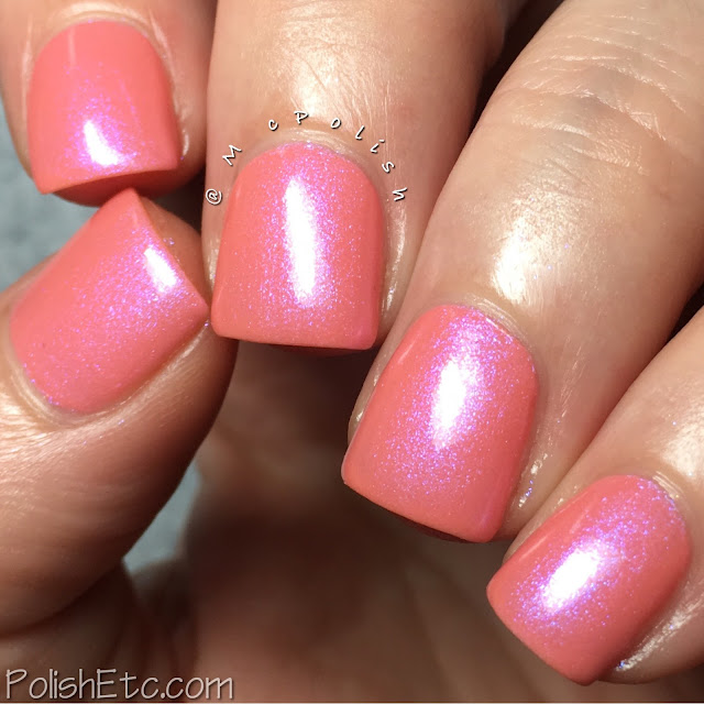 Takko Lacquer - South Beach - McPolish