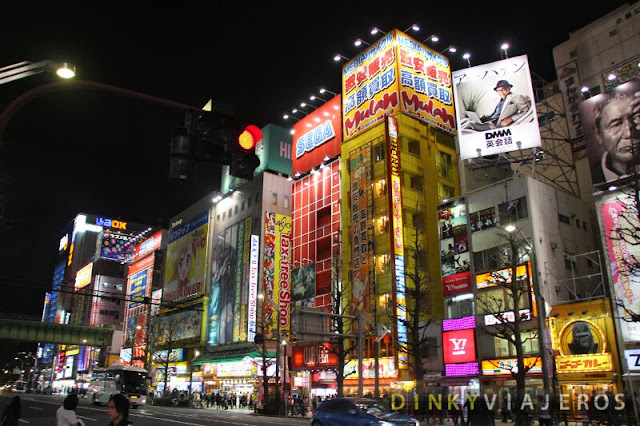 Chūō-dōri en Akihabara