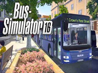 Bus Simulator 16 Game Free Download