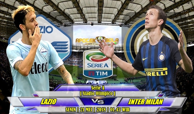 Prediksi Lazio vs Inter Milan 21 Mei 2018
