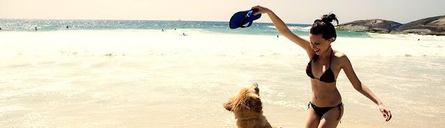 sandalias para la playa