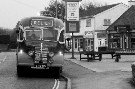 Hayling Island bus